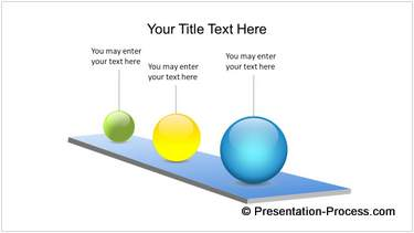 PowerPoint Diagram Template Next Steps
