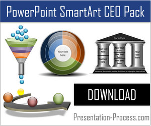 750 powerpoint smartart templates ceo pack powerpoint charts and diagrams ceo pack logo toneelgroepblik Image collections