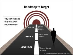 powerpoint target templates