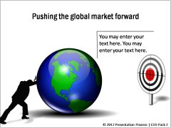 Pushing Global Market Forward