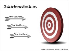 powerpoint target templates, Presentation templates