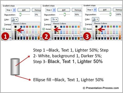 PowerPoint Tutorial Elipse Fill Image