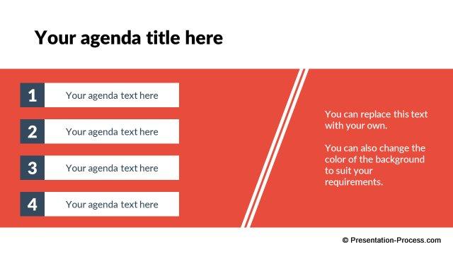 Agenda Template  Agenda Design Templates