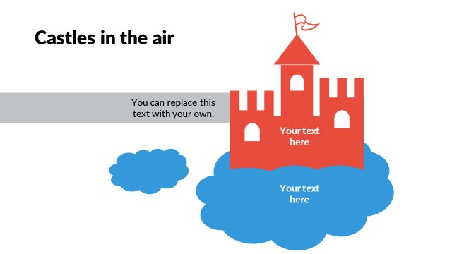 Castle in the air metaphor