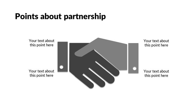 Points about partnership