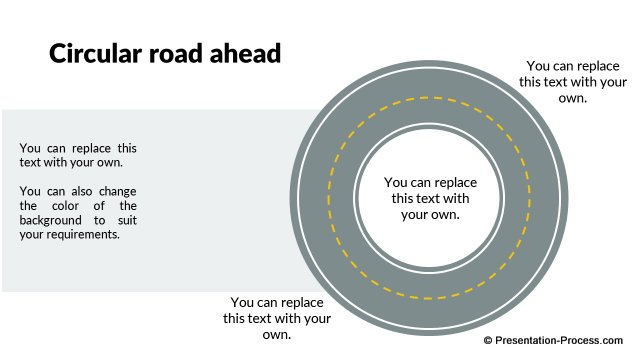 road map images for powerpoint