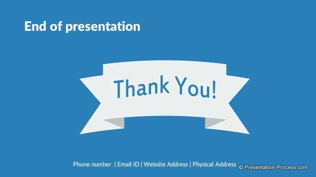 thank you slide - gse.bookbinder.co, Presentation templates