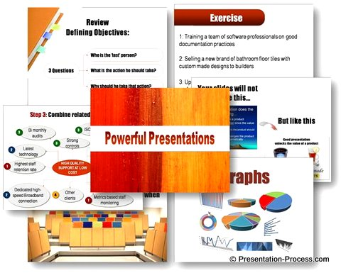 Effective Powerpoint Design With Assertion Evidence Framework