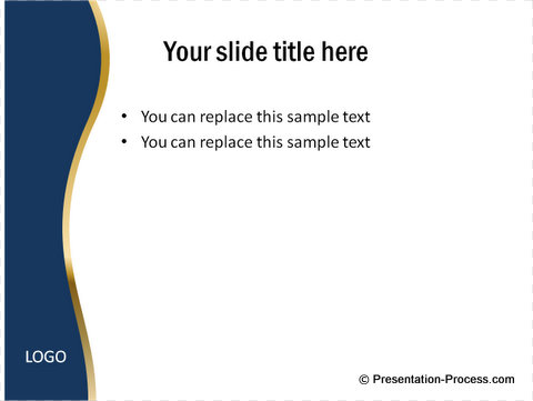 create a cool powerpoint template in minutes, Modern powerpoint