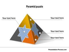 Pyramid Puzzle Diagram