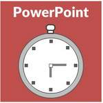 PowerPoint Time Savers Icon