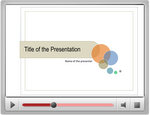 PowerPoint Transparent Shape