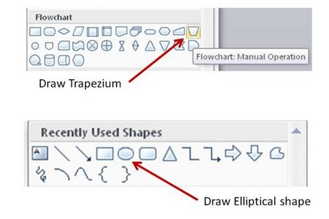 Selecting PowerPoint Shape Image