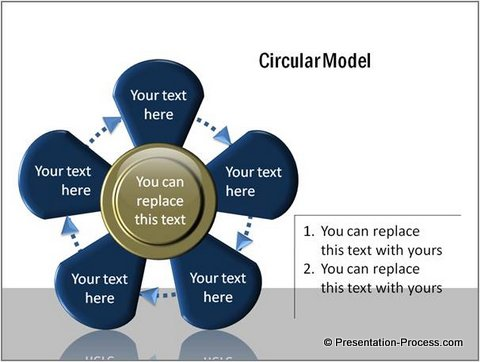 Circular Model with Bevel from CEO Pack 2