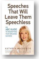 Speeches that will leave them speechless book