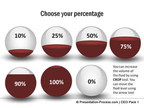 Percentage Fill Balls from CEO Pack 1