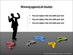 Winning against all Douts