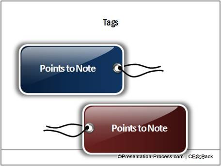 Tag Effect PowerPoint from CEO Pack