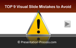 Visual Slide Mistakes to Avoid