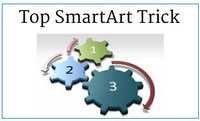 PowerPoint Smartart Tricks