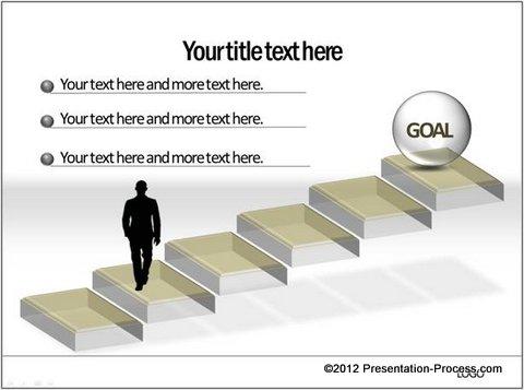 amazing 3d powerpoint steps diagram Dance Diagram semi transparent steps diagrams