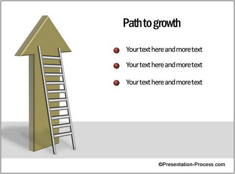 amazing ladder diagram in powerpoint. Black Bedroom Furniture Sets. Home Design Ideas