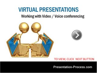 How to Video Conference Presentation Sample Image