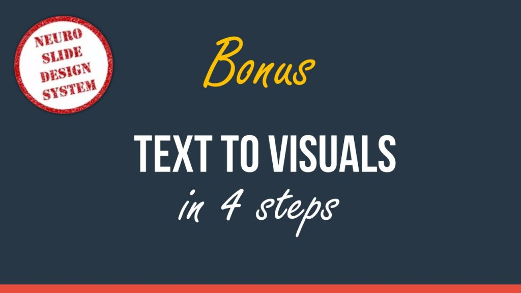 Text To Visuals