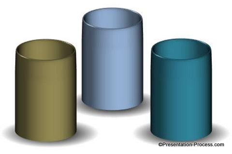 Colored Cylinders