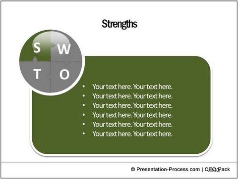 Creative Swot Analysis Template Ideas